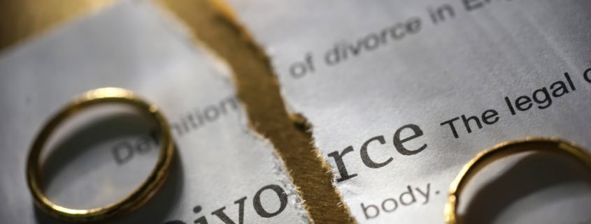 Student loans in a divorce