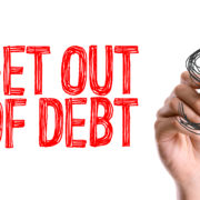 wipe out debt
