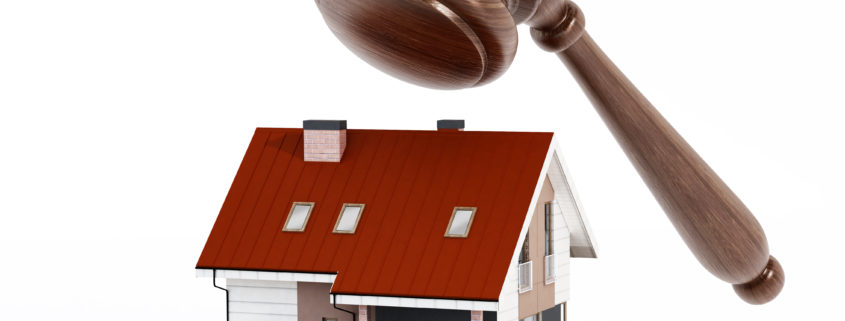 sell the home in a divorce