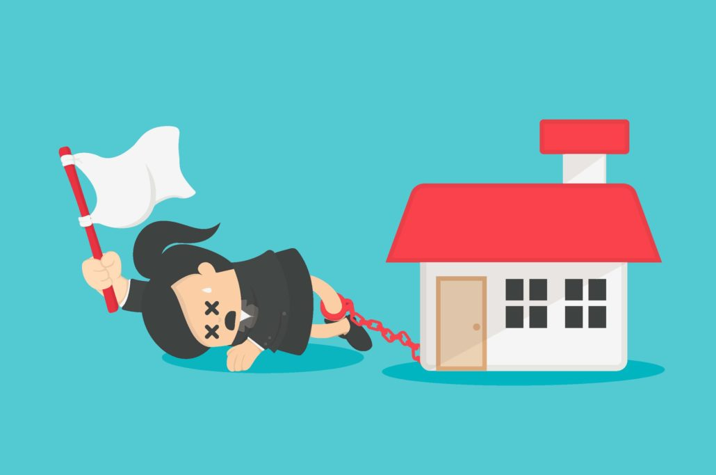 florida divorce and preventing foreclosure