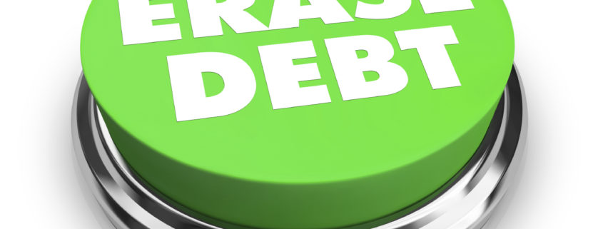 debts you can't discharge in bankruptcy