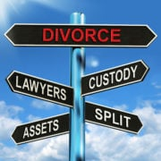 Florida divorce and child custody case
