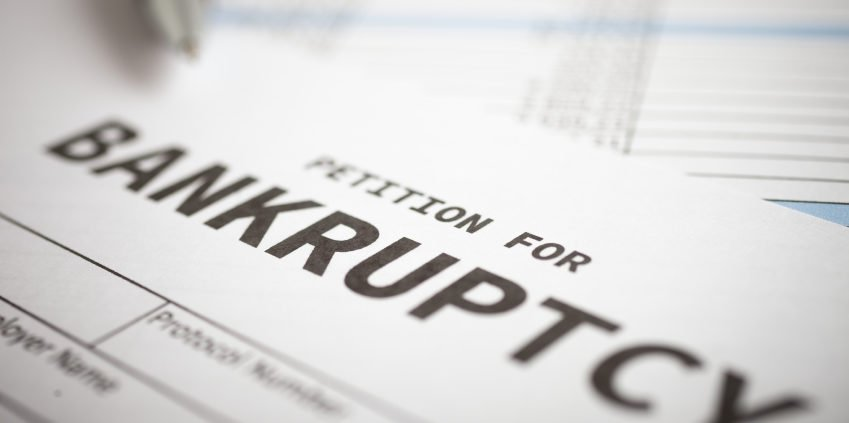 how long will bankruptcy stay on a credit report