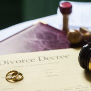 divorce when you own a home