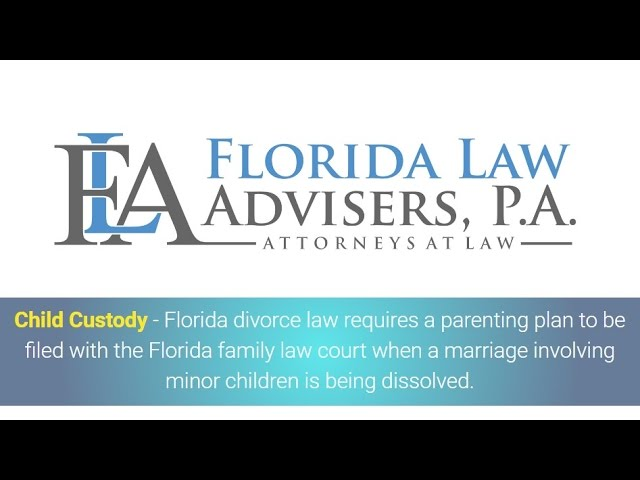 Florida divorce laws on dating
